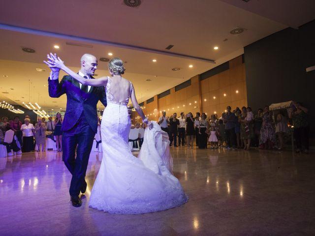 La boda de Segis y Sandra en Sueca, Valencia 169