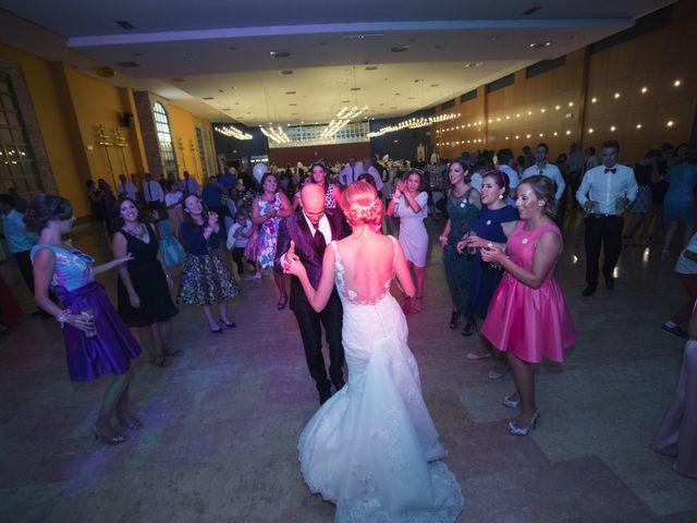 La boda de Segis y Sandra en Sueca, Valencia 172