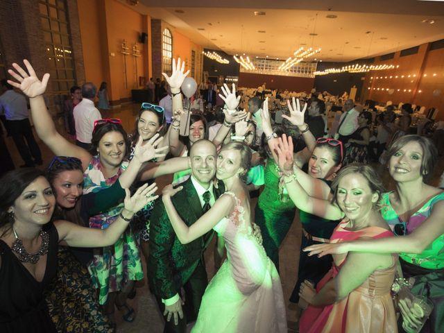 La boda de Segis y Sandra en Sueca, Valencia 173