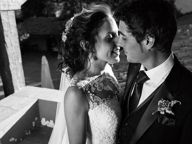 La boda de Ana y Pierre