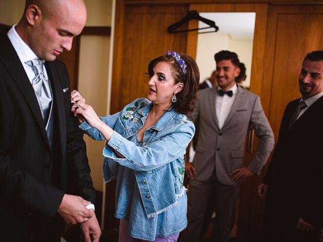 La boda de Alex y Taty en Cuntis, Pontevedra 9