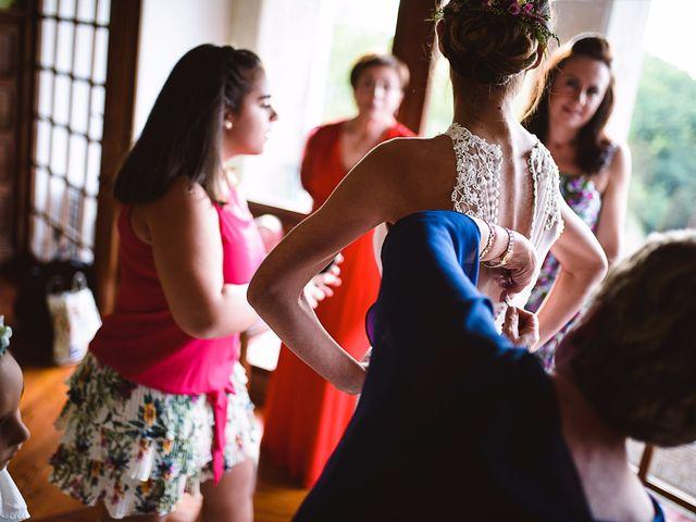 La boda de Alex y Taty en Cuntis, Pontevedra 16