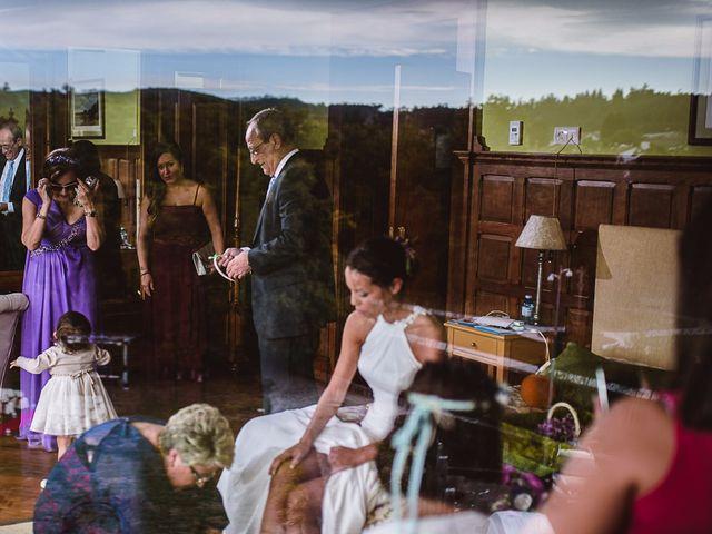 La boda de Alex y Taty en Cuntis, Pontevedra 17