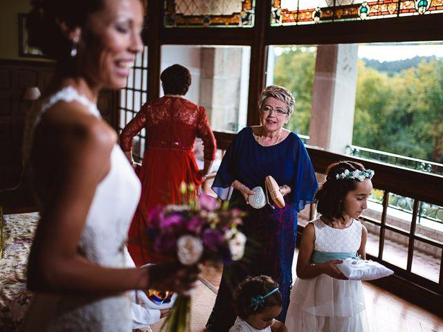 La boda de Alex y Taty en Cuntis, Pontevedra 19