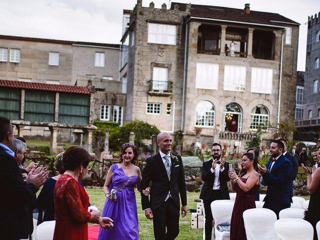 La boda de Alex y Taty en Cuntis, Pontevedra 21