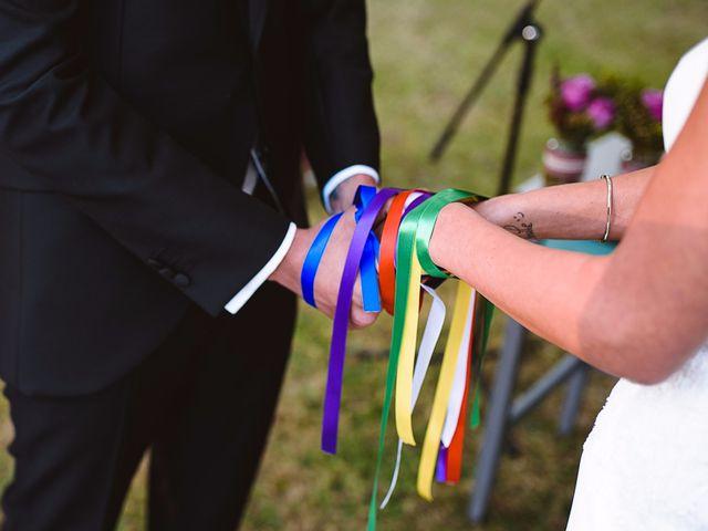 La boda de Alex y Taty en Cuntis, Pontevedra 23