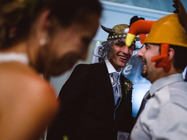 La boda de Alex y Taty en Cuntis, Pontevedra 34