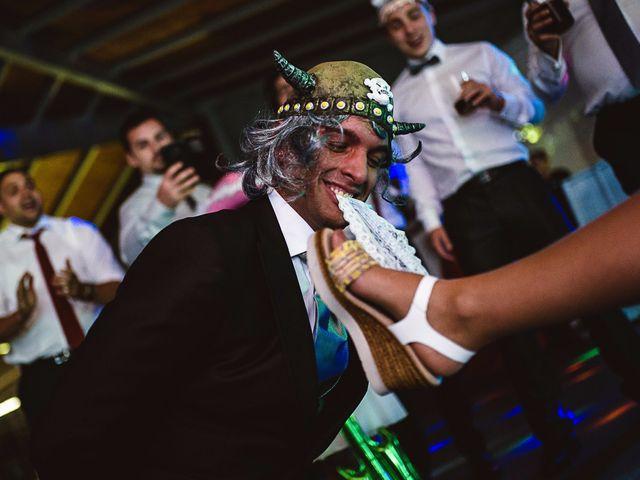 La boda de Alex y Taty en Cuntis, Pontevedra 35