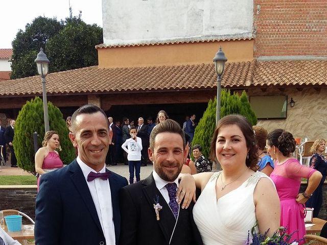 La boda de Alberto  y Nazaret  en Montehermoso, Cáceres 5