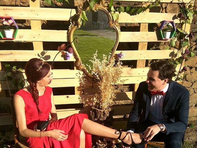 La boda de Alberto  y Nazaret  en Montehermoso, Cáceres 6