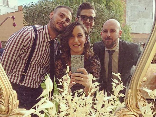 La boda de Alberto  y Nazaret  en Montehermoso, Cáceres 7