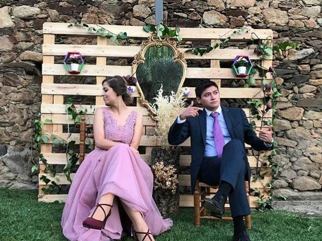 La boda de Alberto  y Nazaret  en Montehermoso, Cáceres 8