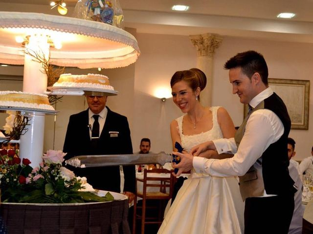La boda de David y Amanda en Elx/elche, Alicante 10