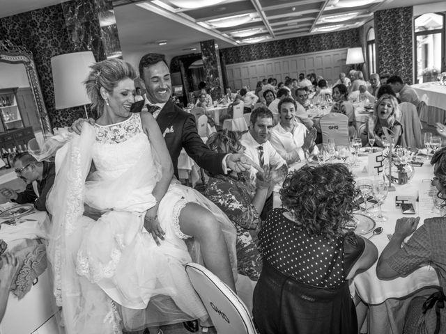 La boda de Iosune y Iban