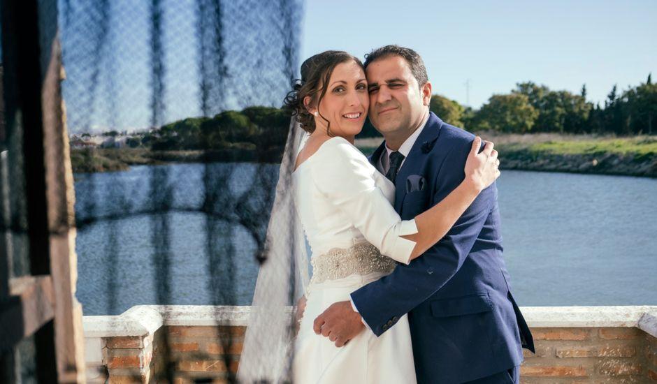 La boda de Antonio Ariza y Isabel María Román Miceas en Chiclana De La Frontera, Cádiz