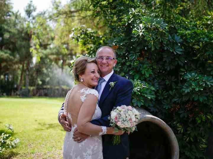 La boda de Mari Carmen y David