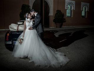 La boda de Aroha y Fernando