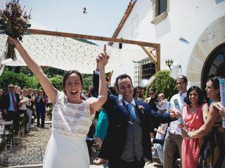 La boda de Claudia y Marc