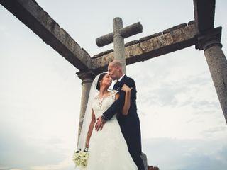 La boda de Pedro y Nieves