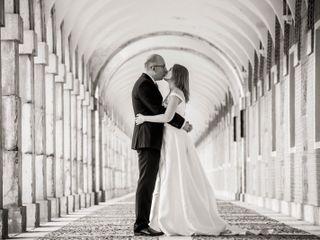 La boda de Corina y Antonio