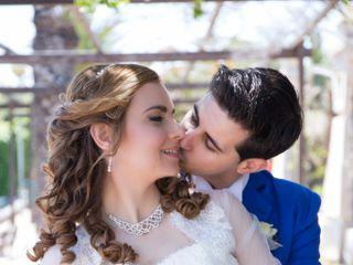 La boda de Alba y Eliezer