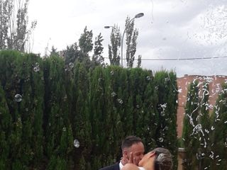 La boda de Paula y José  2