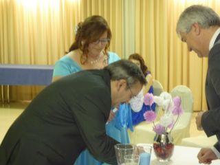 La boda de Francisco y María Amparo 2