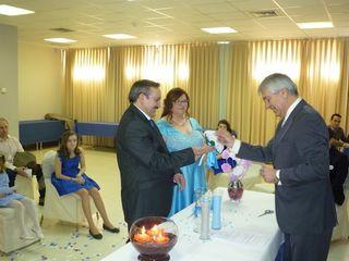La boda de Francisco y María Amparo 3