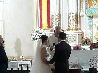 La boda de Noelia  y Alfonso 1