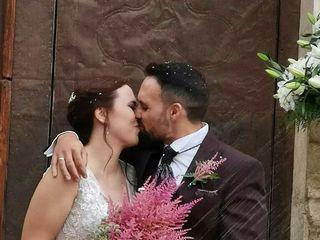 La boda de Noelia  y Alfonso 2