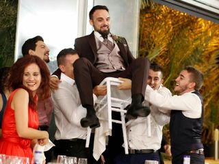 La boda de Noelia  y Alfonso 3