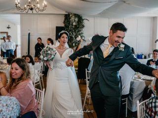 La boda de Alberto y Sara 1