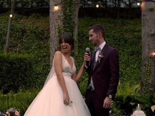 La boda de Carla y Genis 1