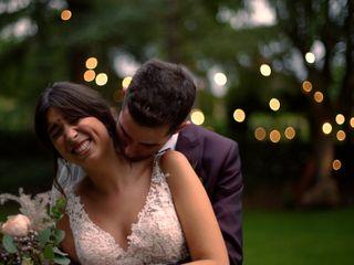 La boda de Carla y Genis