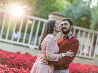 La boda de Kimberly y David 1