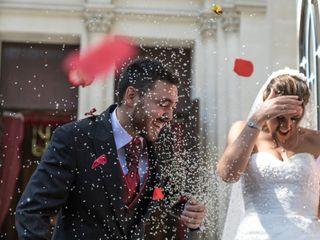 La boda de Kimberly y David