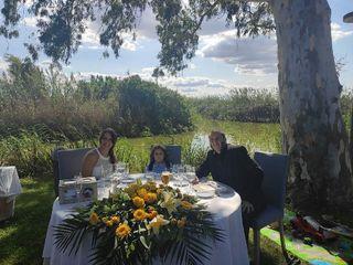 La boda de Esther y Juan Carlos