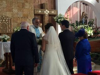 La boda de Anabel y Abel 1