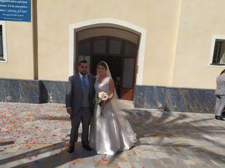 La boda de Rocío y Samuel 1