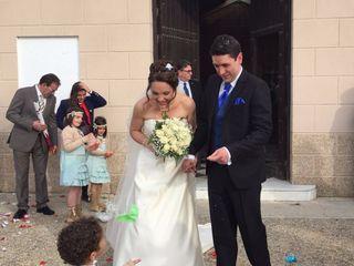 La boda de Anabel y Abel