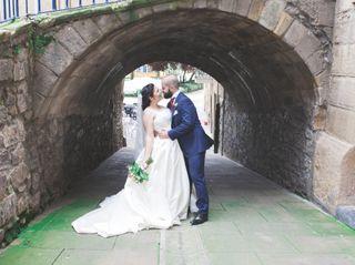 La boda de Nerea y F.javier