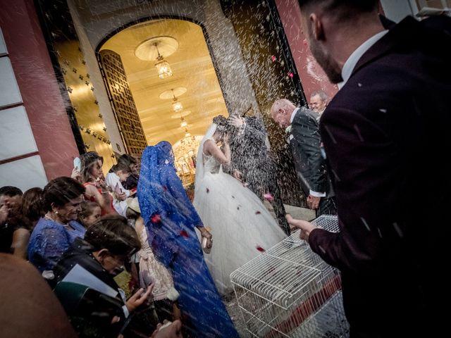 La boda de Fernando y Aroha en Dos Hermanas, Sevilla 27