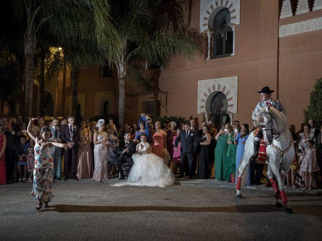 La boda de Fernando y Aroha en Dos Hermanas, Sevilla 31