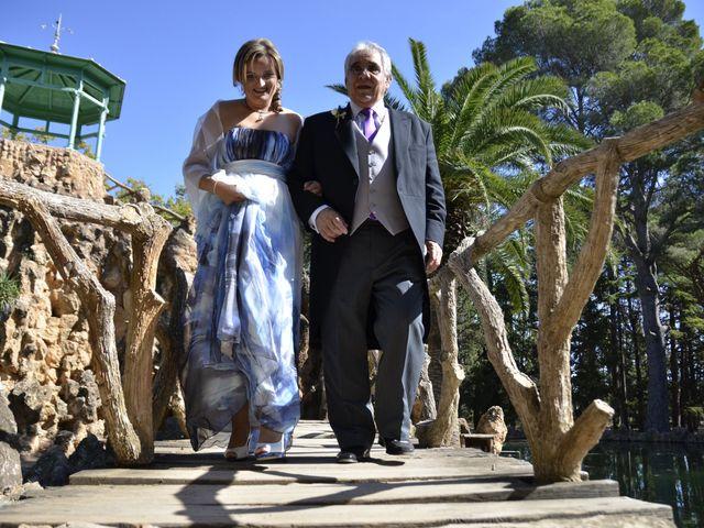 La boda de Simon y Esther en Vila-seca, Tarragona 26