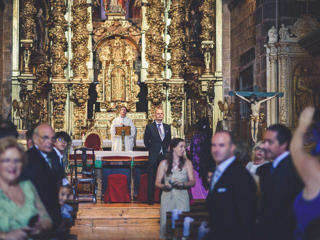 La boda de Nieves y Pedro en Ávila, Ávila 46