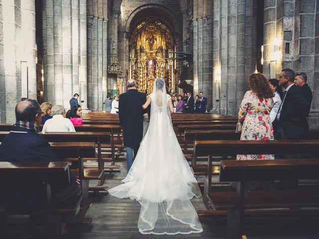 La boda de Nieves y Pedro en Ávila, Ávila 47