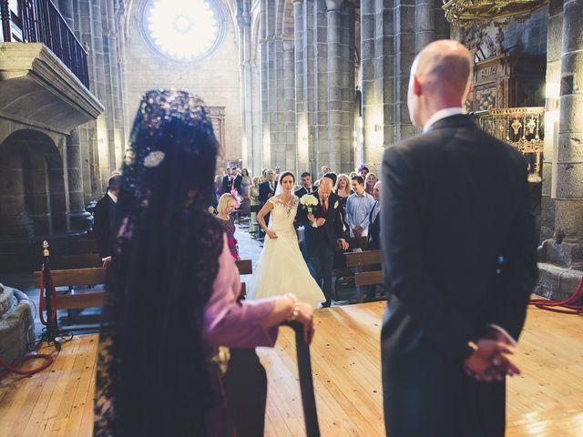 La boda de Nieves y Pedro en Ávila, Ávila 48