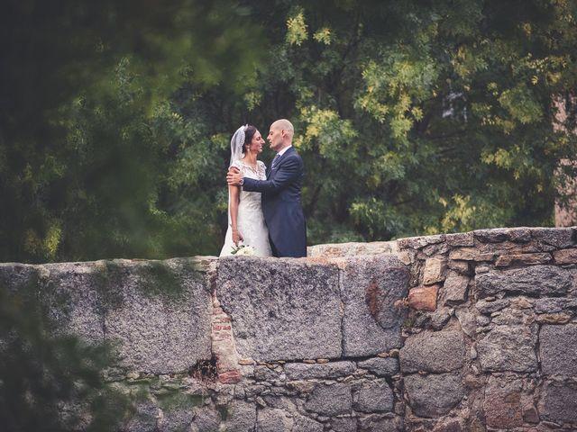 La boda de Nieves y Pedro en Ávila, Ávila 69
