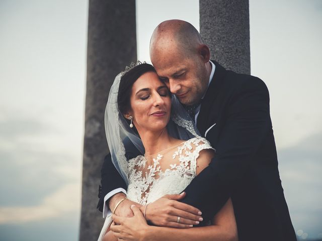 La boda de Nieves y Pedro en Ávila, Ávila 1