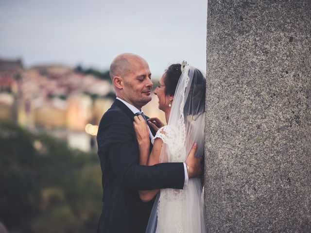 La boda de Nieves y Pedro en Ávila, Ávila 70